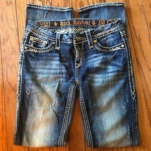 "ROCK REVIVAL ""Ellie"" Jeans"